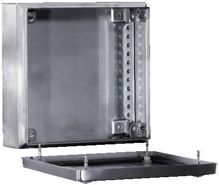 E-Box Rittal EB 1550.500-200 x 400 x 120 mm grau Gehäuse Stahl
