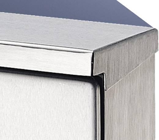 Regenhaube (L x B) 800 mm x 300 mm Edelstahl Rittal SZ 2475.000 1 St.