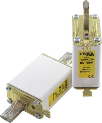 NH-Sicherung Sicherungsgröße = 0 80 A 750 V/DC ESKA NH 0 750V DC 80A