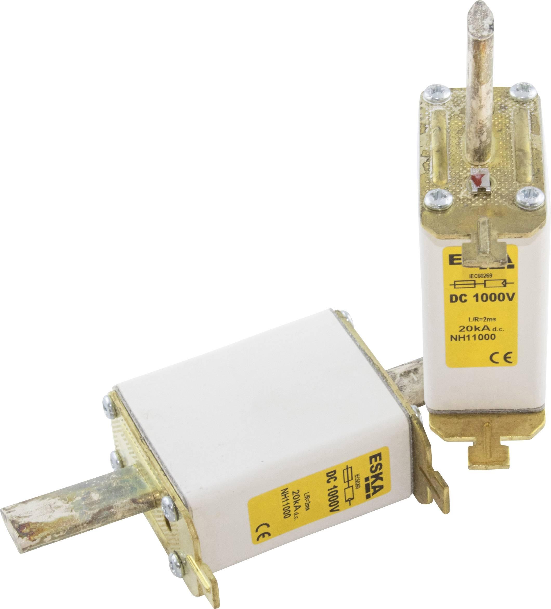 Mersen 1B765.000000 NH-Sicherung   Sicherungsgröße = 00  125 A  500 V