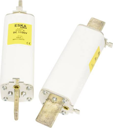 NH-Sicherung Sicherungsgröße = 1C 160 A 1100 V/DC ESKA NH 1C 1100V DC 160A