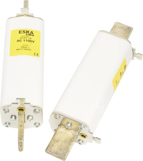 NH-Sicherung Sicherungsgröße = 1 80 A 1100 V/DC ESKA NH 1 DC 1100V 80A Schraubkontakt