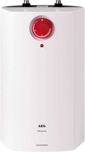 Warmwasserspeicher 5 l 10 l/min 35 bis 85 °C AEG Haustechnik Huz 5 ÖKO DropStop 222167 Tropfstop