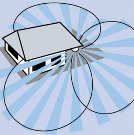 bewegungsmelder is 360 d trio schwarz. Black Bedroom Furniture Sets. Home Design Ideas
