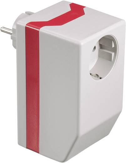 Stecker-Gehäuse 121 x 66 x 55 Kunststoff Grau Strapubox SG 1022 1 St.