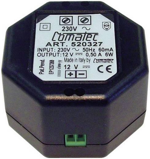 AC/DC-Einbaunetzteil Comatec OT/0050.24/E 24 V/DC 0.50 A 12 W
