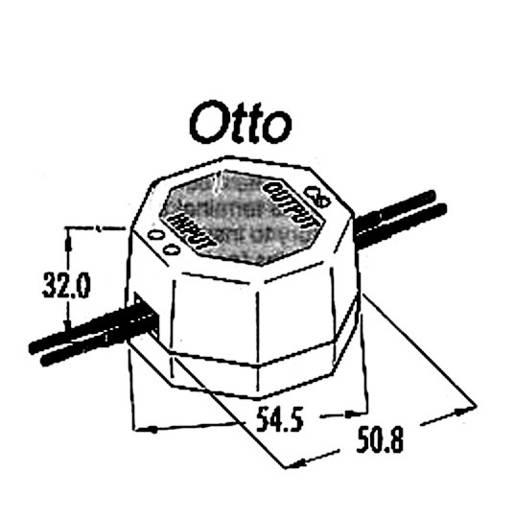 AC/DC-Einbaunetzteil Comatec OT/0100.12/E 12 V/DC 1 A 12 W