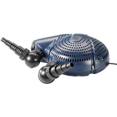 Bachlaufpumpe, Filterpumpe mit Skimmeranschluss 25000 l/h FIAP 2736 Preisvergleich