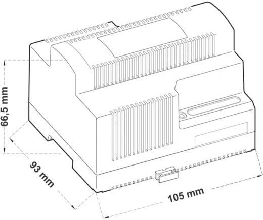 Hutschienen-Netzteil (DIN-Rail) Comatec TBD2/AL.0100.24/F6 24 V/DC 1 A 24 W