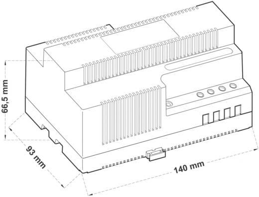 Hutschienen-Netzteil (DIN-Rail) Comatec TBD207524F 3.12 A 75 W