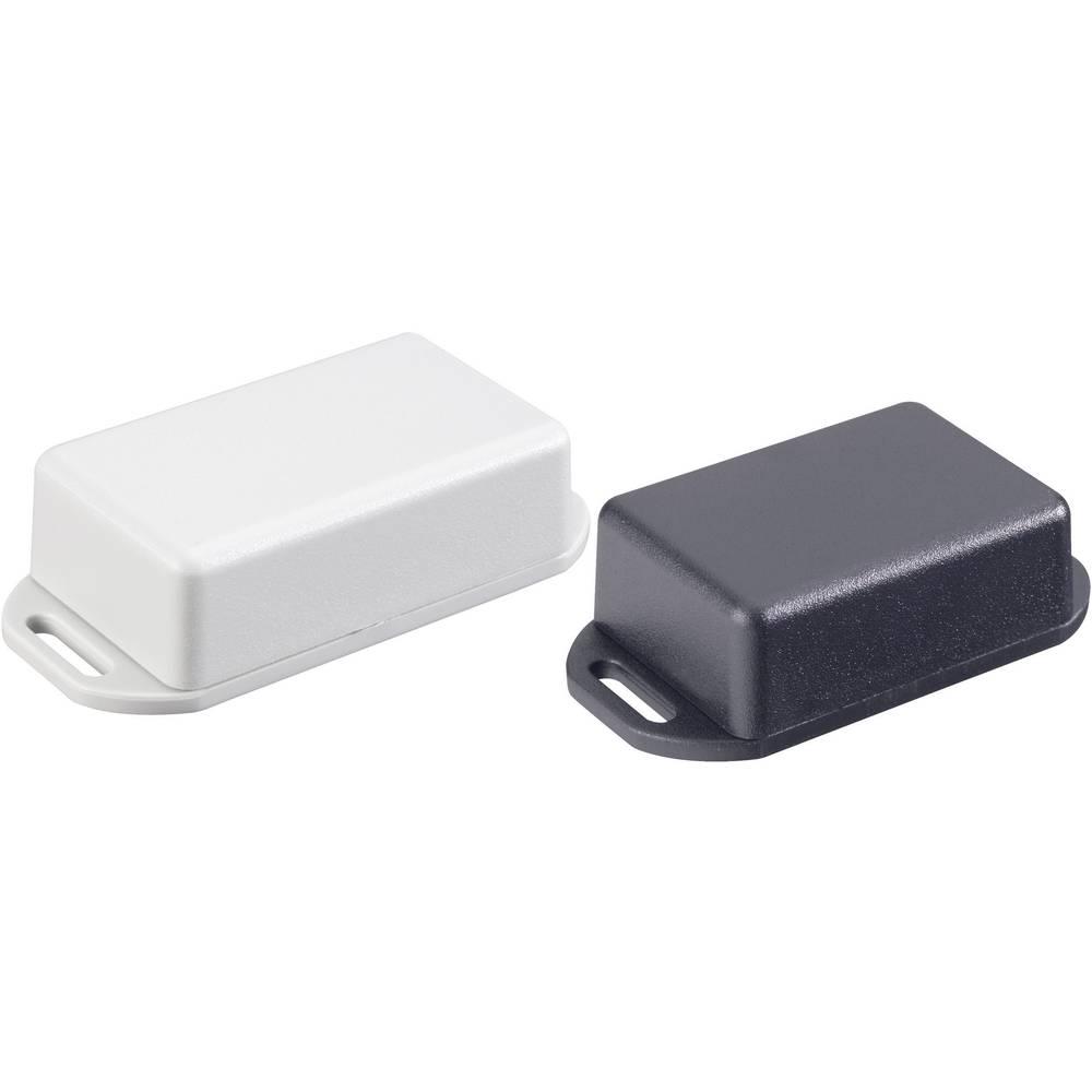 Boîtier Euro Hammond Electronics 1551KFLGY ABS gris clair (RAL 7035) 80 x 40 x 20 1 pc(s)