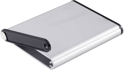 Hammond Electronics 1455A802 Profil-Gehäuse 80 x 70 x 12 Aluminium Aluminium 1 St.