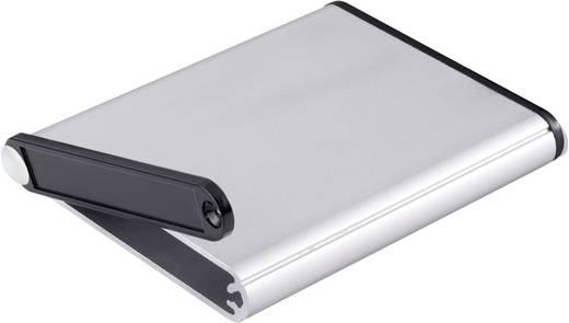 Profil-Gehäuse 120 x 70 x 12 Aluminium Aluminium Hammond Electronics 1455A1202 1 St.