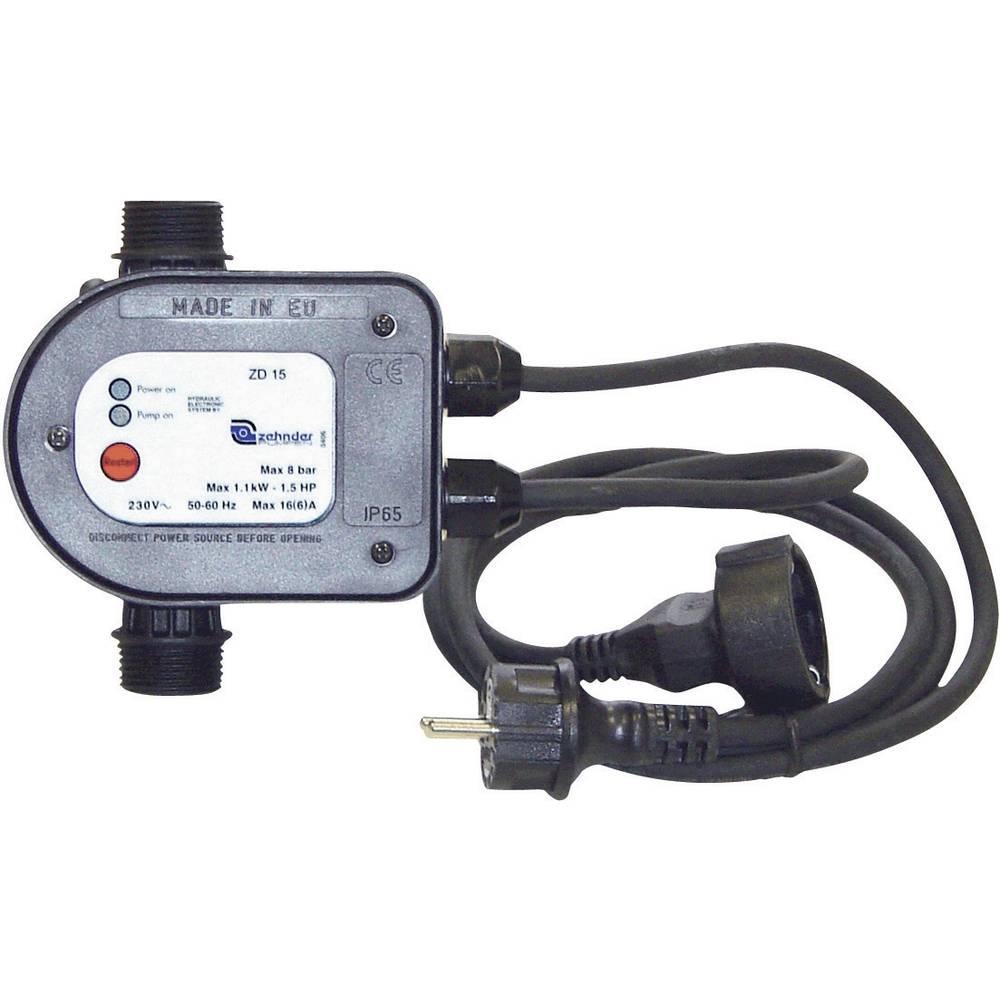 zehnder pumpen zd 15 wasser-druckschalter 1.5 bis 2 bar 230 v im