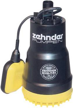 Kalové ponorné čerpadlo Zehnder Pumpen ZM 280 A, 13181, 7000 l/h, 6 m