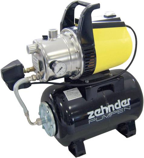 Hauswasserwerk 230 V 4000 l/h Zehnder Pumpen 15582