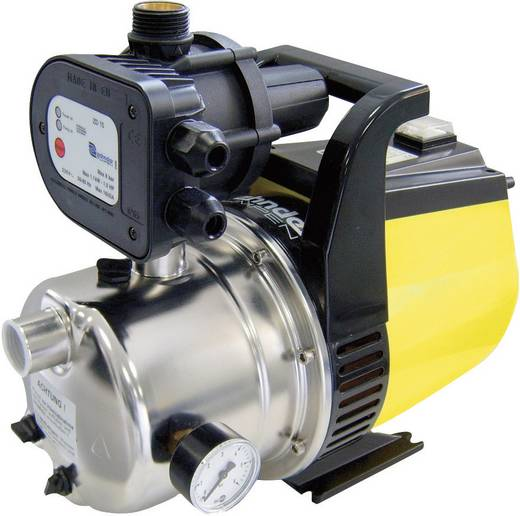 Hauswasserautomat 230 V 3200 l/h Zehnder Pumpen 15631
