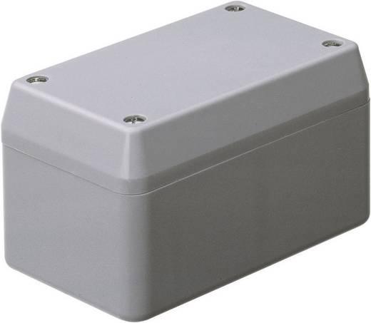 Universal-Gehäuse 220 x 125 x 110 Polystyrol (EPS) Grau WeroPlast HITBOX 1005 1 St.