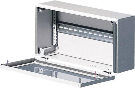 Installations-Gehäuse 600 x 125 x 200 Stahlblech Hell-Grau (RAL 7035) Rittal BG 1559.210 1 St.