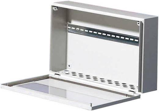 Rittal BG 1558.210 Installations-Gehäuse 400 x 125 x 200 Stahlblech Hell-Grau (RAL 7035) 1 St.