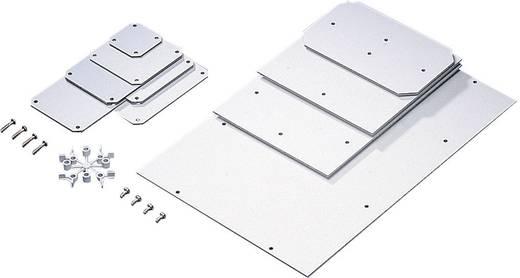 Montageplatte Hartpapier Licht-Grau (RAL 7035) Rittal PK 9550.000 1 St.