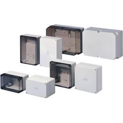 Inštalačná krabička Rittal PK 9506.000 9506.000, (š x v x h) 110 x 110 x 66 mm, polykarbonát, svetlo sivá (RAL 7035), 1 ks