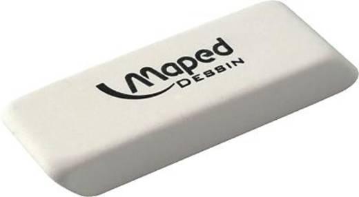 Maped Dessin Radierer (mittel)/M010013 17x55x8 mm weiss Inh.40