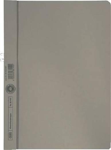 Elba Klemmmappe/36450GR für DIN A4 grau Manilakarton (RC) 250 g/m²