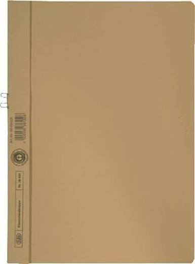 Elba Klemmmappe/36450GB für DIN A4 gelb Manilakarton (RC) 250 g/m²