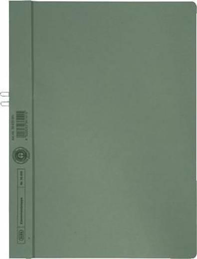 Elba Klemmmappe/36450GN für DIN A4 grün Manilakarton (RC) 250 g/m²