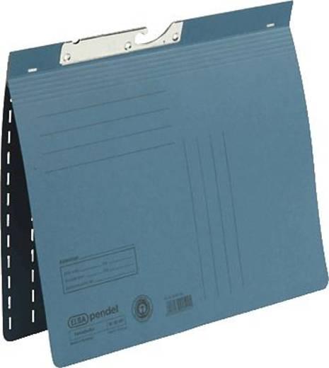 Elba Pendelhefter blau/90451BL für DIN A4 Manilakarton (RC) 250 g/m²