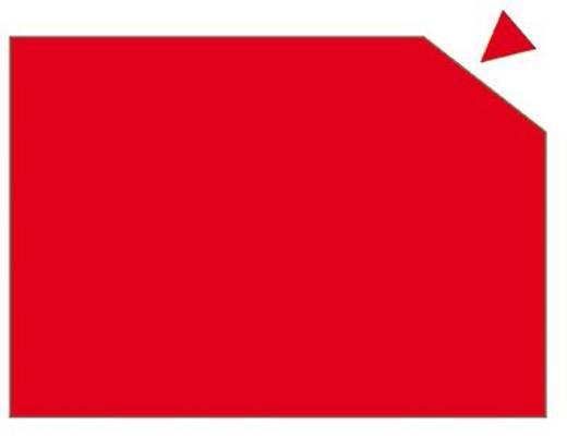 Franken Magnetplatten rot/MP84101