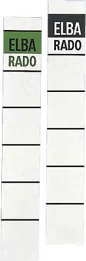 Elba Einsteckrückenschilder/04214WE weiß Karton (RC) 240 g/qm 10 414 Inh.10