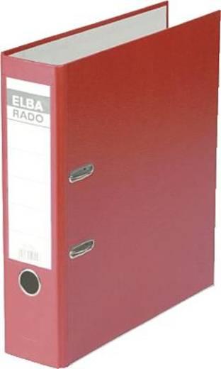 Elba Ordner rado-Lux Brillant/10417RO für DIN A4 rot