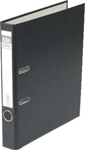 Elba Ordner rado-Lux Brillant/10414SW für DIN A4 schwarz