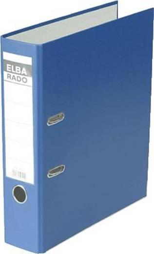 Elba Ordner rado-Lux Brillant/10417BL für DIN A4 blau