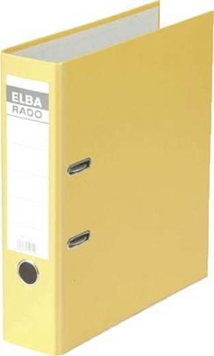 Elba Ordner rado-Lux Brillant/10417GB für DIN A4 gelb