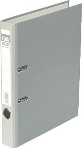 Elba Ordner rado-Lux Brillant/10414GR für DIN A4 grau