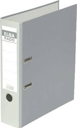 Elba Ordner rado-Lux Brillant/10417GR für DIN A4 grau
