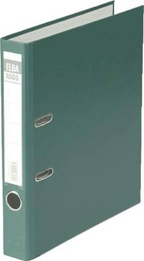 Elba Ordner rado-Lux Brillant/10414GN für DIN A4 grün