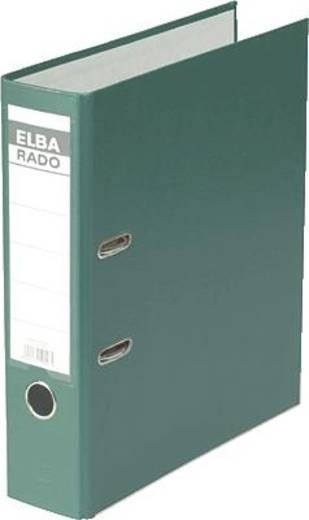 Elba Ordner rado-Lux Brillant/10417GN für DIN A4 grün