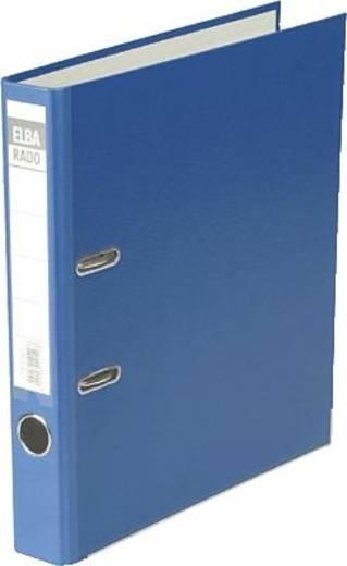 Elba Ordner rado-Lux Brillant/10414BL für DIN A4 blau