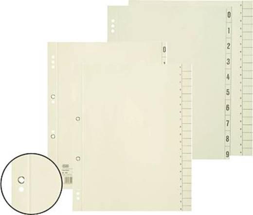 Elba Trennblätter/06453CH für DIN A4 chamois Kraftkarton (RC) 230 g/qm Inh.100