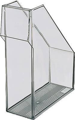 Porte-revues Leitz exclusif / 2475-00-02, 99 x 286 x 318 / 99 mm, transparent