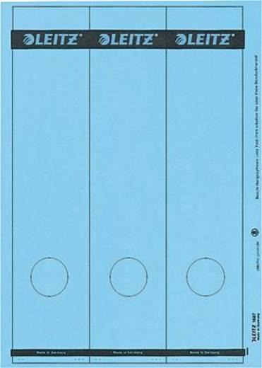 Leitz Rückenschilder PC-beschriftbare/1687-00-35 61,5x285mm blau Inh.75