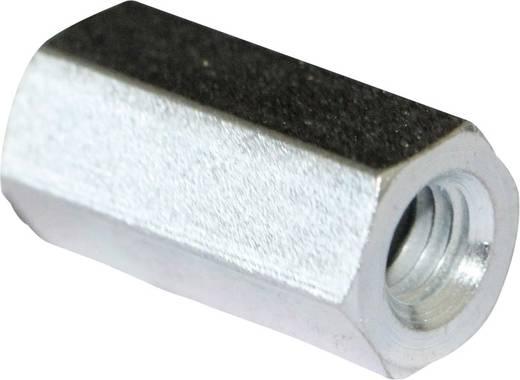 Abstandsbolzen (L) 40 mm M5 x 11 Stahl verzinkt PB Fastener S58050X40 10 St.