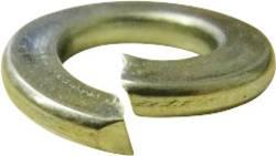 Rondelle Grower TOOLCRAFT 196380 N/A 100 pc(s) Acier à ressort Ø intérieur: 2.6 mm Ø extérieur: 5.1 mm M2.5