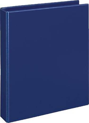Veloflex Ringbuch Comfort/4143050 DIN A4 blau PVC