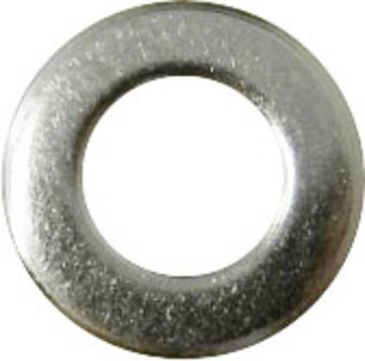 Unterlegscheiben Innen-Durchmesser: 2.2 mm M2 Edelstahl A2 100 St. TOOLCRAFT A2,5 D125-A2 194691
