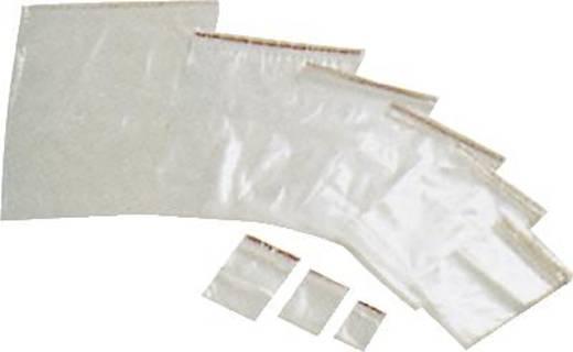 Schnellverschlussbeutel/H920205.10 80x120 mm transparent Inh.1000